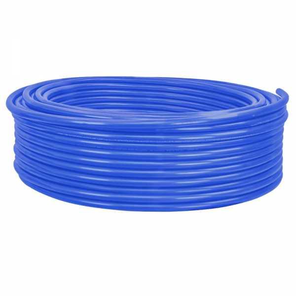 "3/4"" x 500ft PowerPEX Non-Barrier PEX-B Tubing, Blue (Expandable, F1960 compliant)"