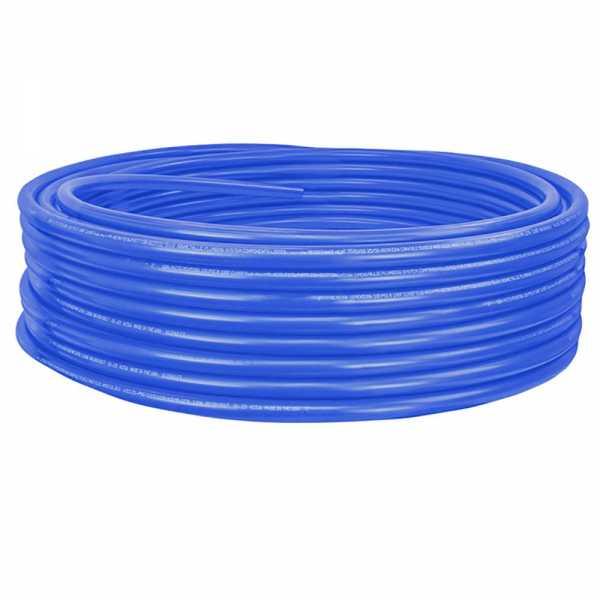 "1"" x 300ft PowerPEX Non-Barrier PEX-B Tubing, Blue (Expandable, F1960 compliant)"
