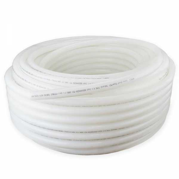 "1"" x 250ft PowerPEX Non-Barrier PEX-A Tubing, Natural"