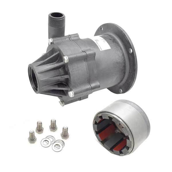Little Giant 587103 7-MD-HC Highly Corrosive Handling Pump Head Less Motor