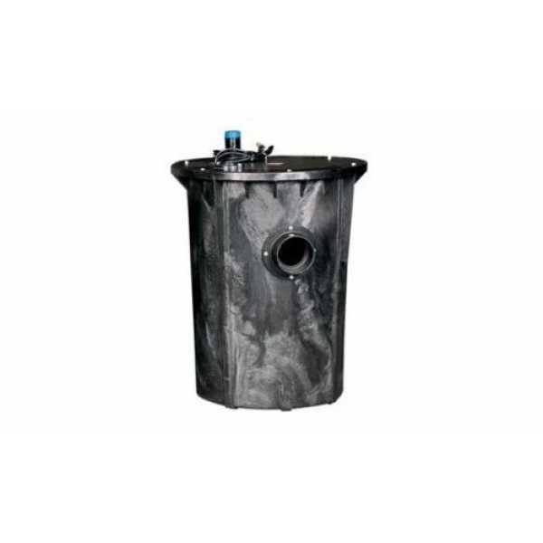 4/10 HP 700 Series Simplex Sewage System - 115v - 2' Discharge