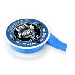 "Blue Monster PTFE Thread Seal Tape, 1/2"" x 260"""