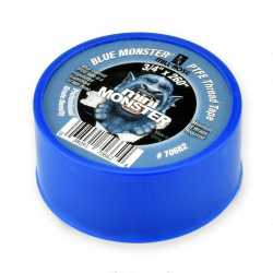 "Blue Monster PTFE Thread Seal Tape, 3/4"" x 260"""