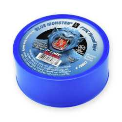 "Blue Monster PTFE Thread Seal Tape, 1"" x 1429"""