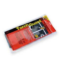 "Torch-Guard Flame Protector Pad, 9"" x 12"""