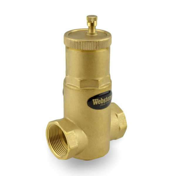"1-1/4"" Threaded Air Separator"
