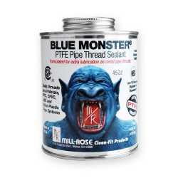 Blue Monster Industrial Grade PTFE Thread Sealant, 16 oz (1 pint)