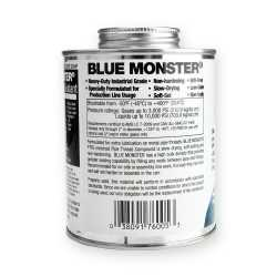 Blue Monster Industrial Grade PTFE Thread Sealant, 16 oz (1 pint)