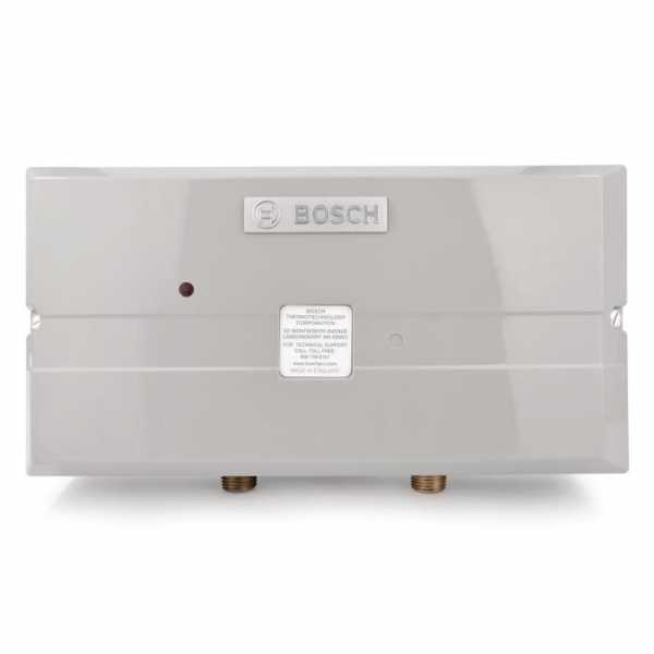 Bosch US3, Under Sink (Point-of-Use) Electric Tankless Water Heater, 3 kW, 110-120V