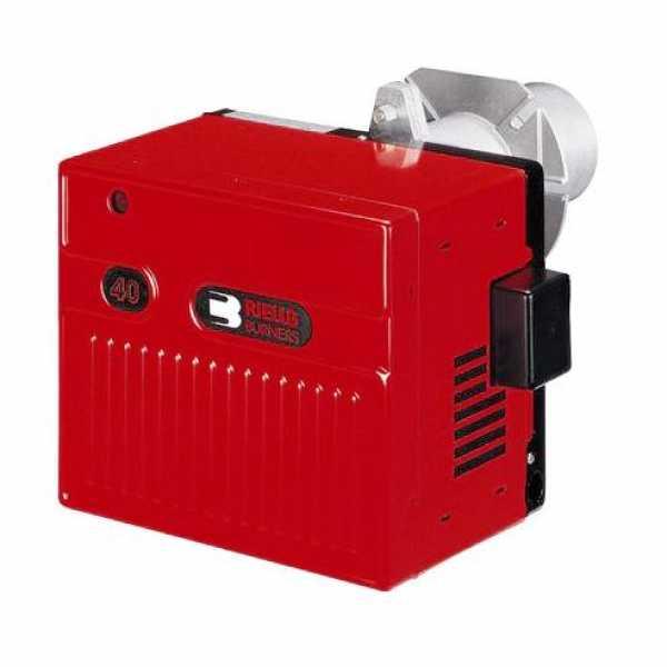 F5 Chimney Vent Oil Burner for Buderus G215/3 Boiler