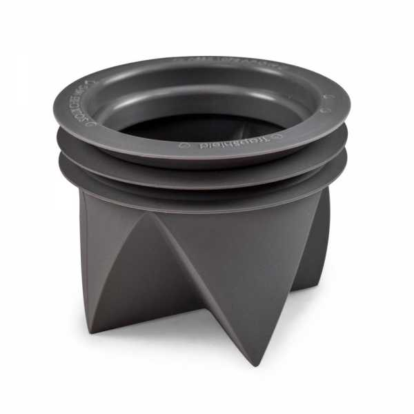 """3"""" TrapShield Floor Drain Trap, Evaporation/Sewer Odor Protection Device, Insert"""