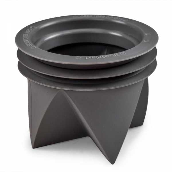 """4"""" TrapShield Floor Drain Trap, Evaporation/Sewer Odor Protection Device, Insert"""