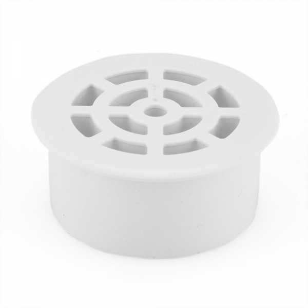 """2"""" PVC Inside Pipe Floor Drain, Sch. 40"""