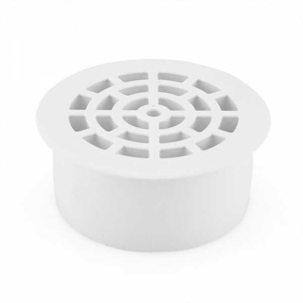 """3"""" PVC Inside Pipe Floor Drain, Sch. 40"""