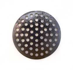 "6-1/4"" Cast Iron Floor Drain Strainer"