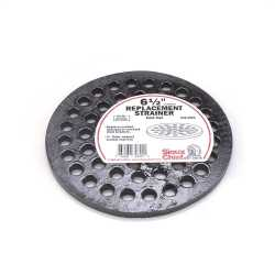 """6-1/2"""" Cast Iron Floor Drain Strainer"""
