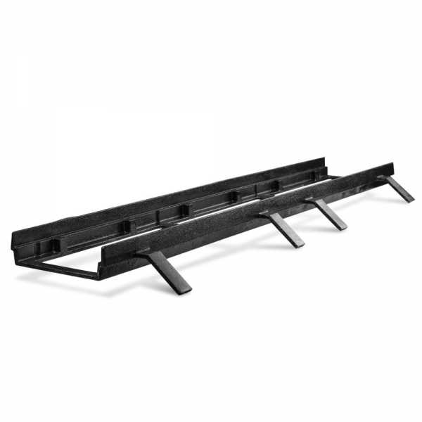 "36"" Heavy-Duty Ductile Iron Grate Frame for FastTrack"