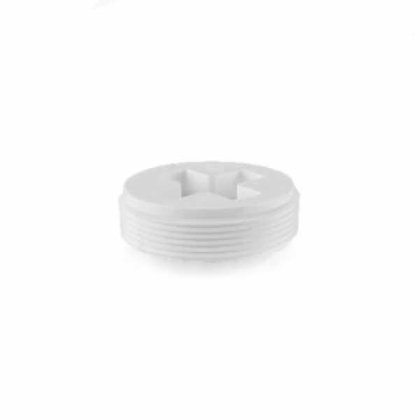 """2"""" FIP Cleanout Flush Plug"""