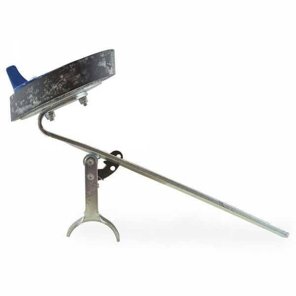 """4"""" TeePee, Cleanout Tee Test Tool/Plug"""