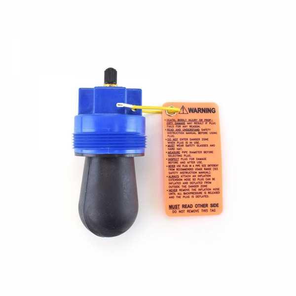 """2"""" Inflatable Test Tee Plug"""
