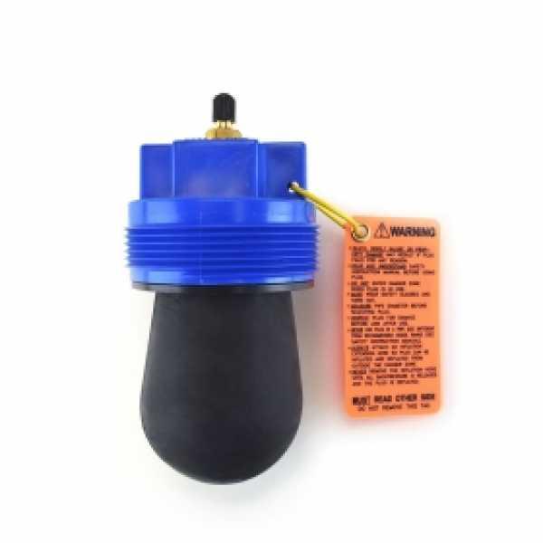 """3"""" Inflatable Test Tee Plug"""