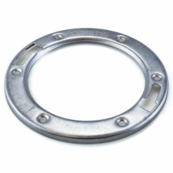 Ringer Stainless Steel Closet Ring