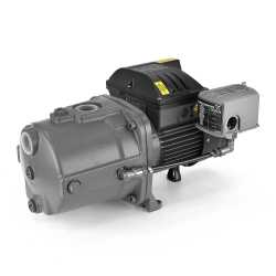 Shallow Well Jet Pump, 1/2HP, 115/230V, Cast Iron
