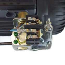 Shallow Well Jet Pump, 1/2HP, 115/230V, Cast Iron