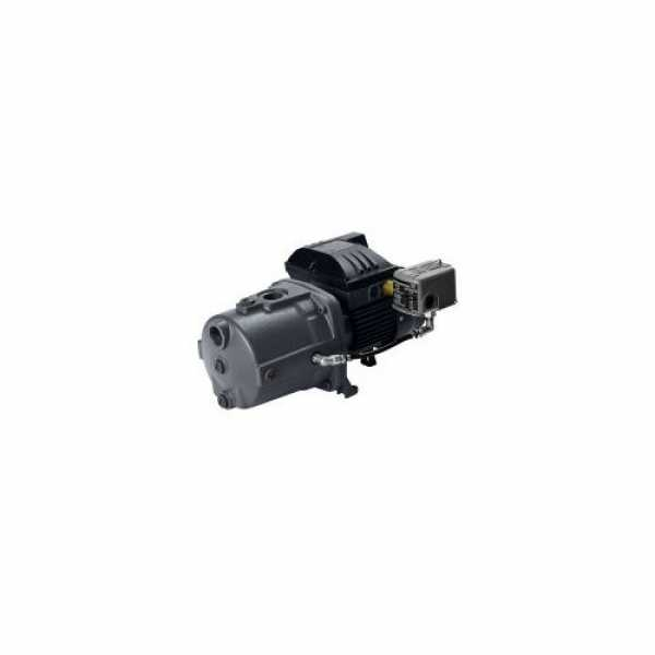 Grundfos 97855073 Shallow Well Jet Pump, 1/2HP, 115/230V, Cast Iron