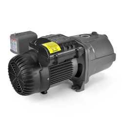 Shallow Well Jet Pump, 3/4HP, 115/230V, Cast Iron