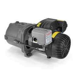 Shallow Well Jet Pump, 1HP, 115/230V, Cast Iron