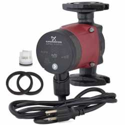 Alpha2 15-55F/LC Variable Speed Circulator Pump w/ IFC, Line Cord, 1/16 HP, 115V