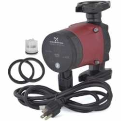 Alpha2 15-55FR/LC Variable Speed Circulator Pump w/ IFC, Line Cord, 1/16 HP, 115V