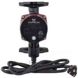 Alpha1 15-55F/LC Variable Speed Circulator Pump w/ IFC, Line Cord, 1/16 HP, 115V