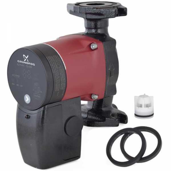 Alpha1 15-55F Variable Speed Circulator Pump w/ IFC, 1/16 HP, 115V