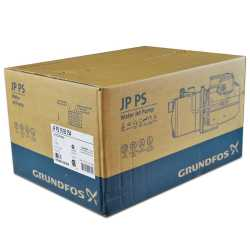 JP18-05-154 Stainless Steel Shallow Well Jet Pump, 1/2 HP, 115/230V