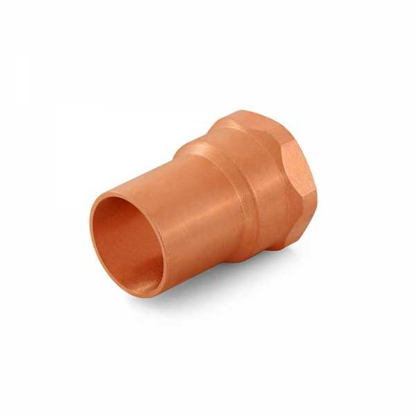"3/4"" Copper x Female Threaded Adapter"