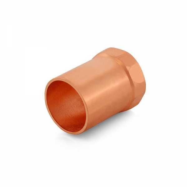 "1"" Copper x 3/4"" Female Threaded Adapter"