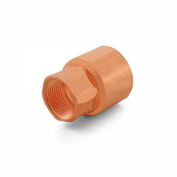 "1-1/4"" Copper x 3/4"" Female Threaded Adapter"