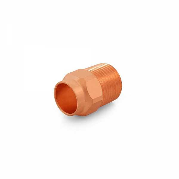 "3/8"" Copper x Male Threaded Adapter"