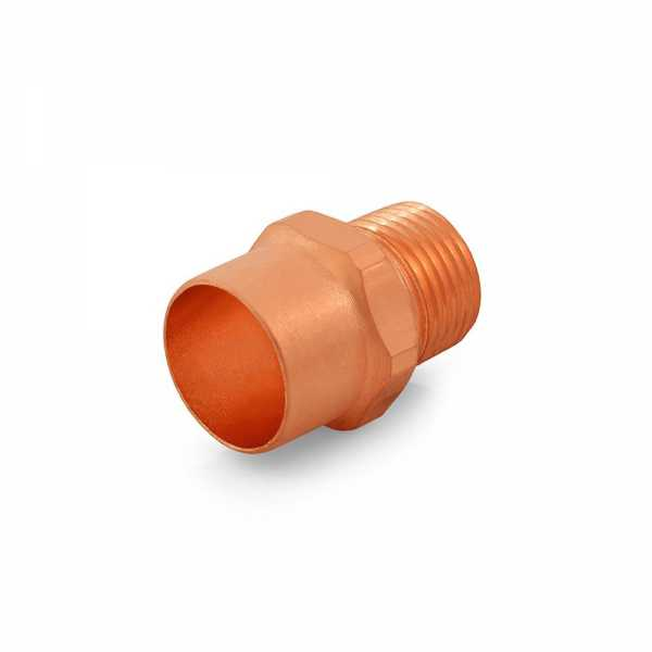 "3/4"" Copper x 1/2"" Male Threaded Adapter"