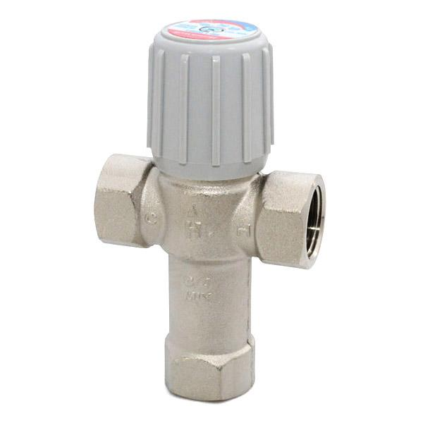 "3/4"" Threaded Mixing Valve (Lead-Free), 70-145F"
