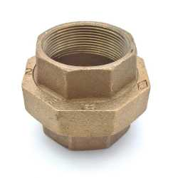 "2"" FPT Brass Union, Lead-Free"
