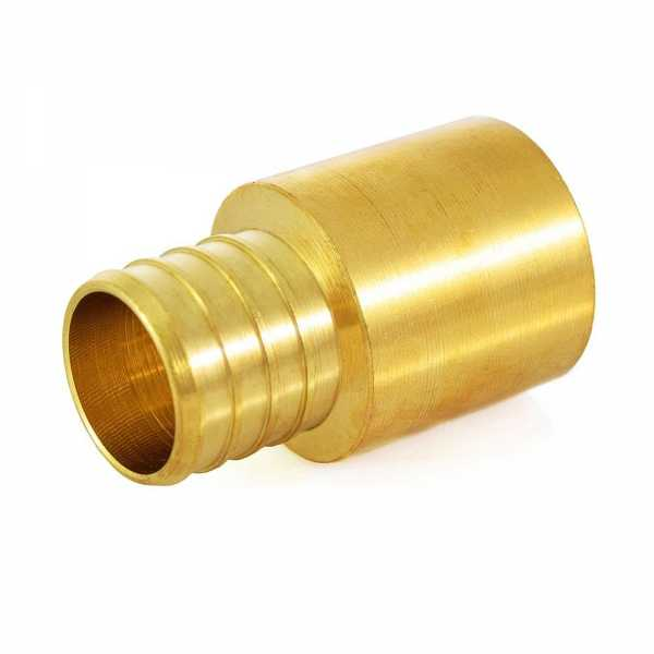 "1"" PEX x 1"" Copper Fitting Adapter"