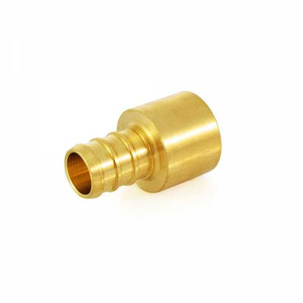 "1/2"" PEX x 1/2"" Copper Pipe Adapter"