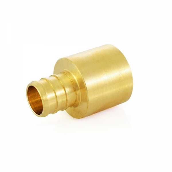 "5/8"" PEX x 3/4"" Copper Pipe Adapter"