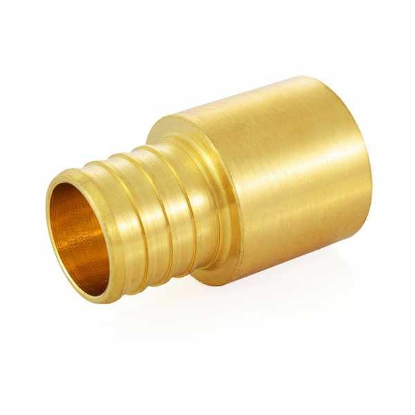 "3/8"" PEX x 1/2"" Copper Pipe Adapter"