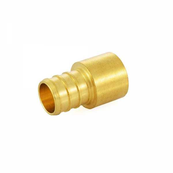 "5/8"" PEX x 1/2"" Copper Pipe Adapter"