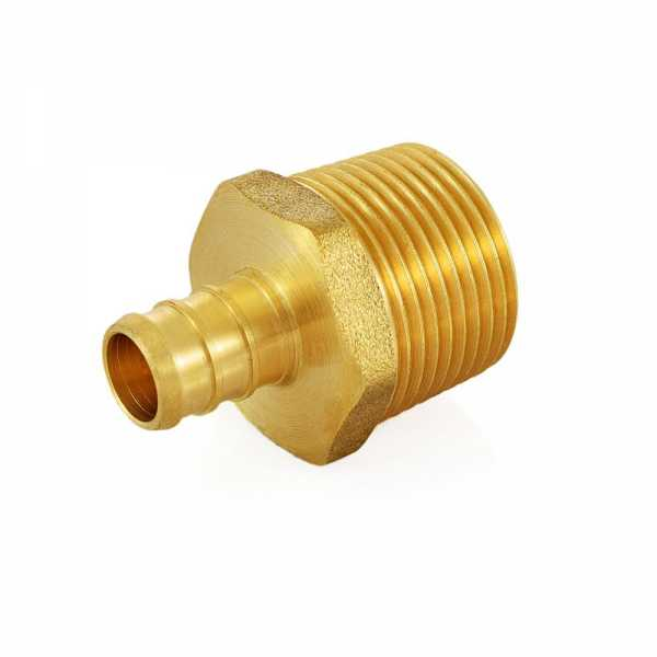 "5/8"" PEX x 1/2"" Male Threaded Adapter"