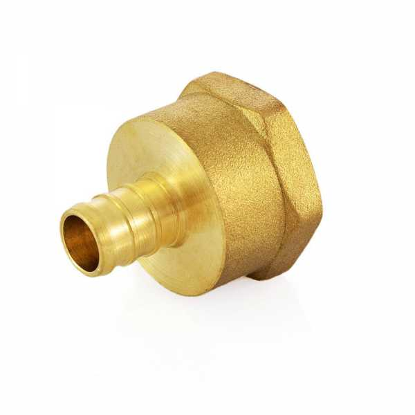 "1/2"" PEX x 3/4"" Female Threaded Adapter"